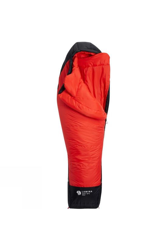 Mountain Hardwear Womens Lamina -9 Sleeping Bag Poppy Red