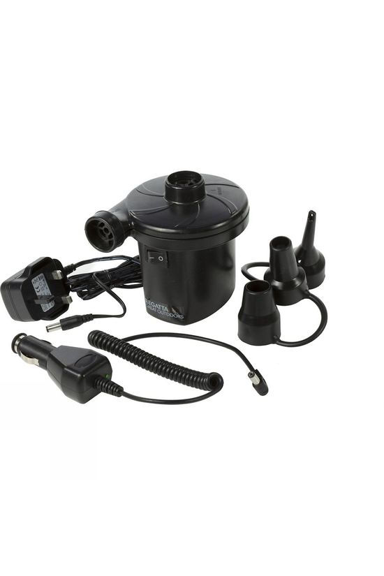 Regatta Recharge Pump (UK) Black