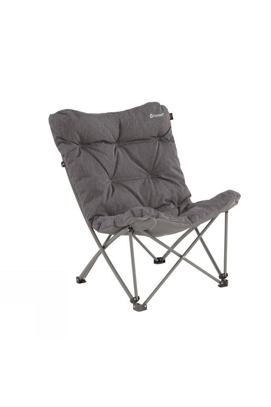 Outwell Fremont Lake Folding Chair Light Grey