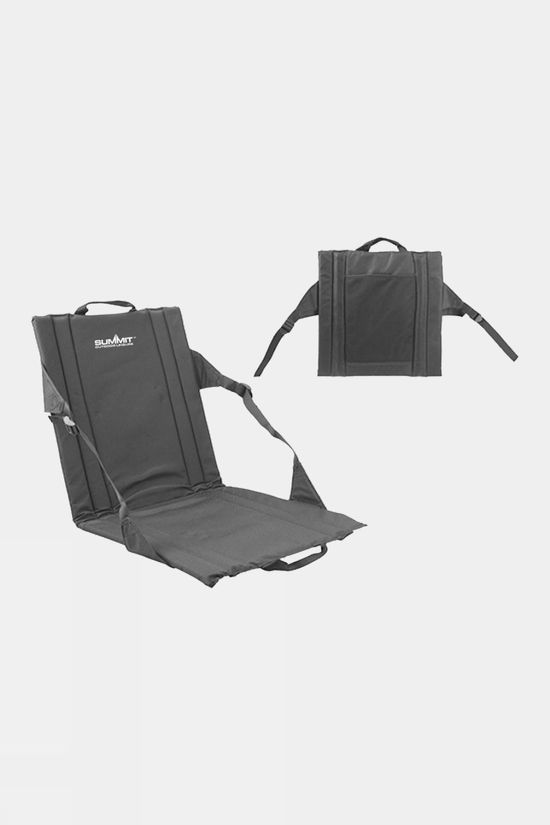 Summit Stadium Seat Black