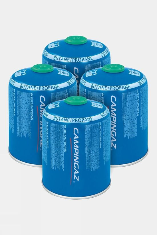 Campingaz CV470 Plus Gas Cartridge 4 Pack No colour