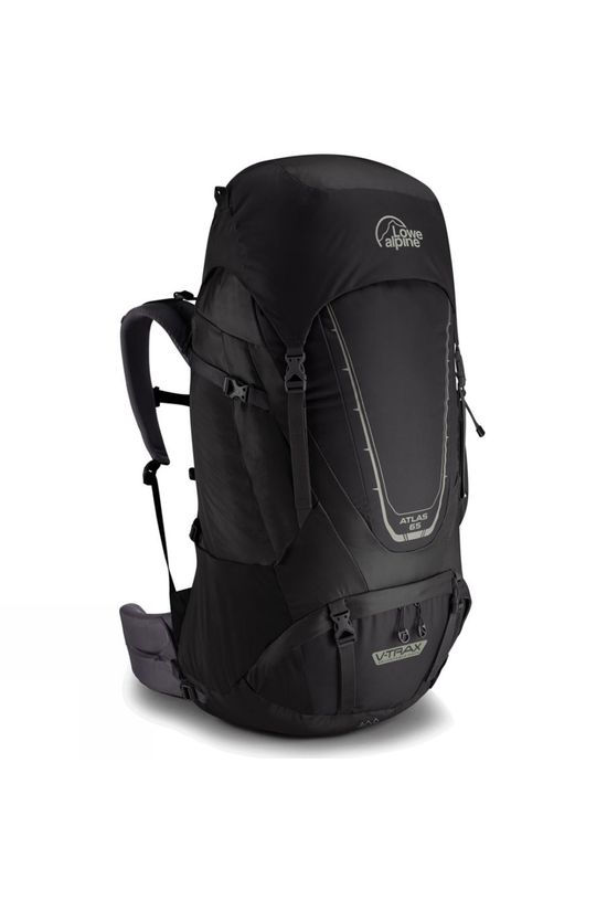Lowe Alpine Mens Atlas II 65 Rucksack Anthracite