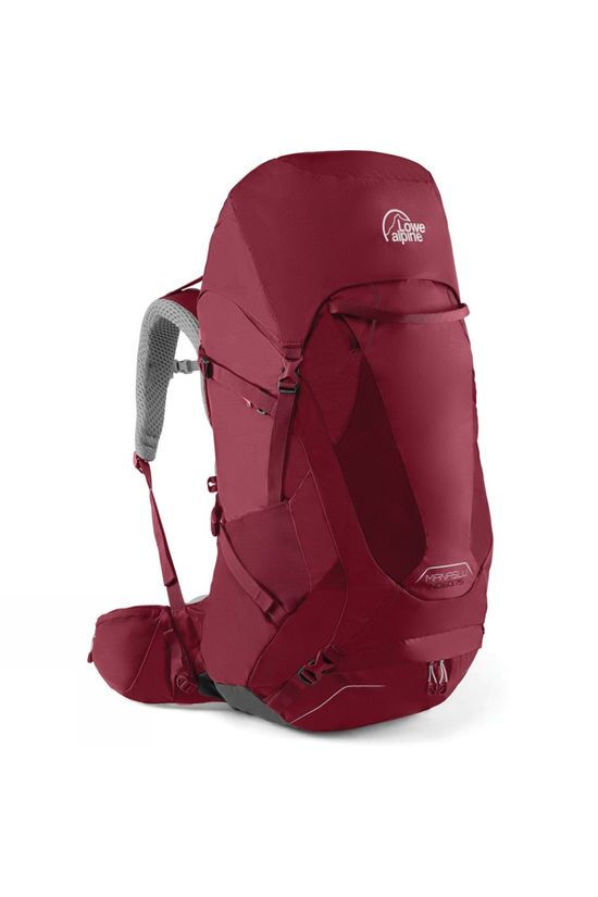 Lowe Alpine Womens Manaslu ND60:75 Rucksack Raspberry