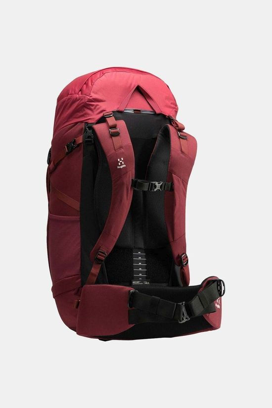 Haglofs Ströva 65 Rucksack Brick red/Light Maroon Red