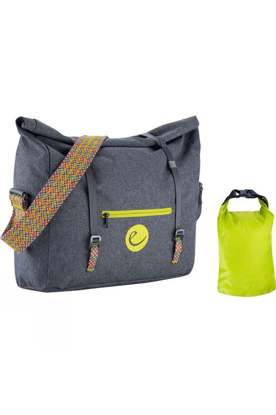 Edelrid Ridgehiker 18 Shoulder Bag Slate