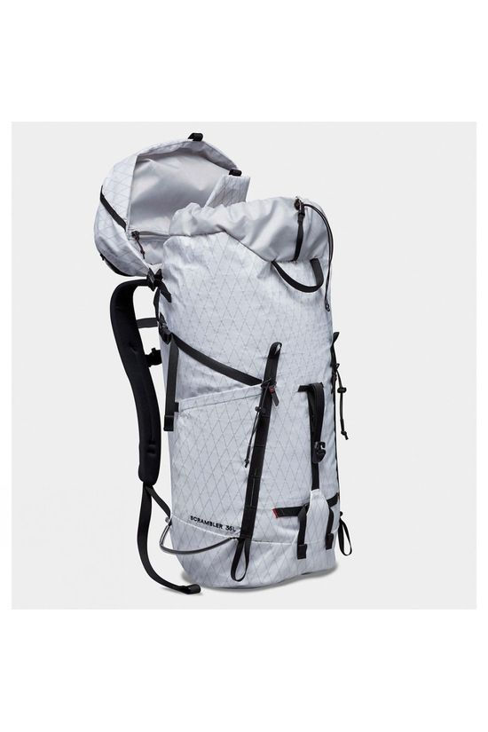 Mountain Hardwear Scrambler 35L Backpack White