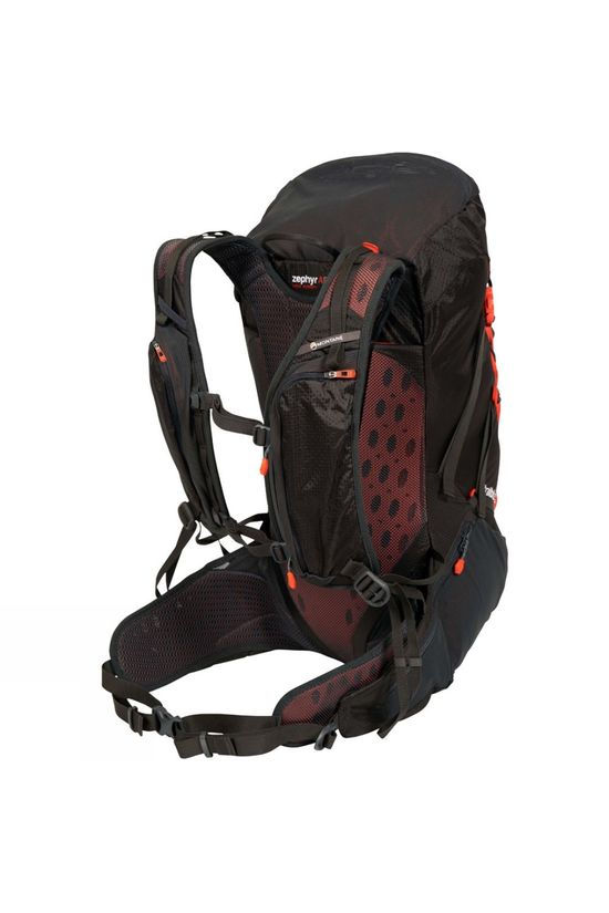Montane Trailblazer 30 Rucksack Charcoal/Firefly Orange