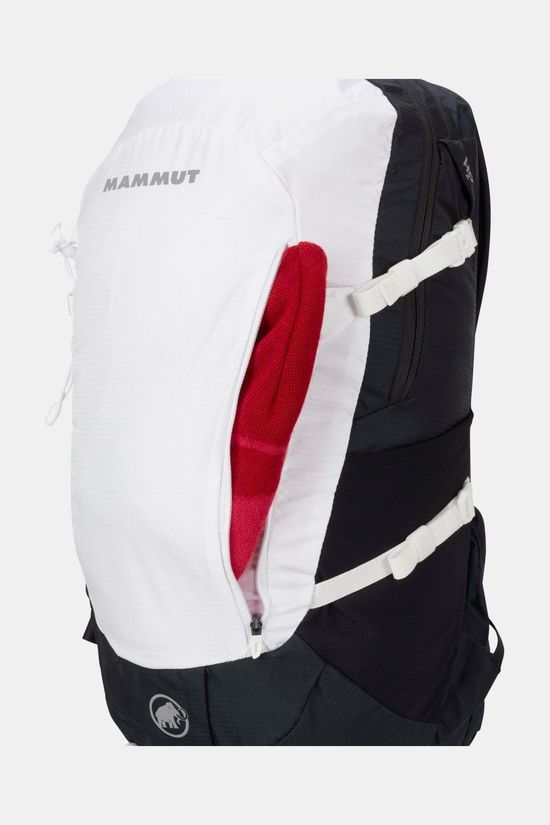 Mammut Lithium Speed 20L Backpack White/Black