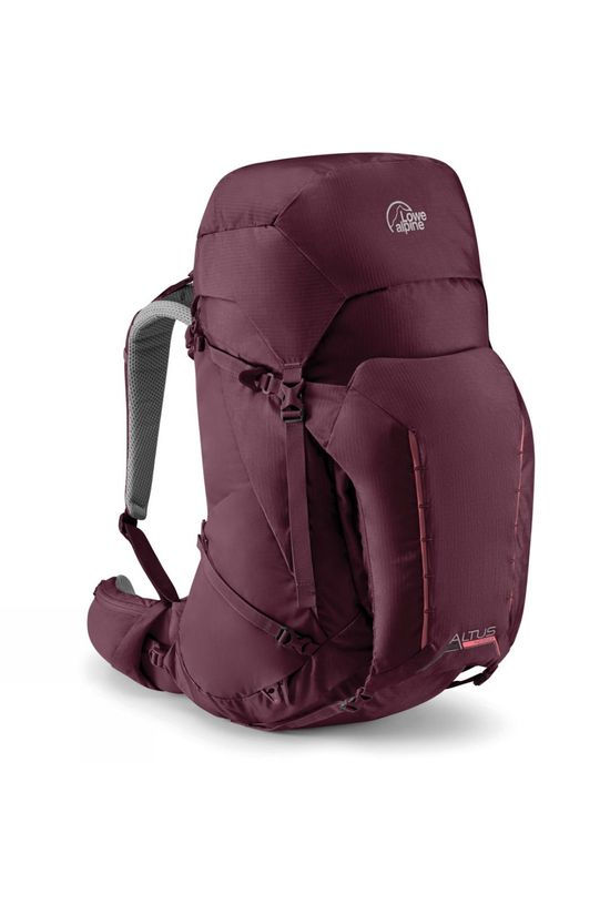 Lowe Alpine Womens Altus ND50:55 Rucksack Fig