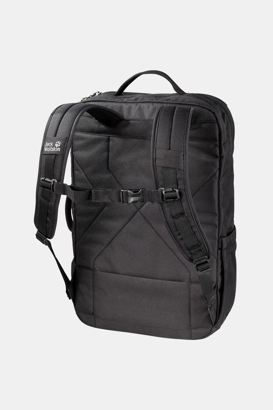 Jack Wolfskin Brooklyn 26 Rucksack Black