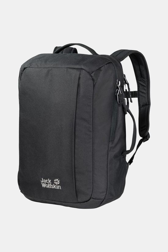 Jack Wolfskin Brooklyn 18 Rucksack Black