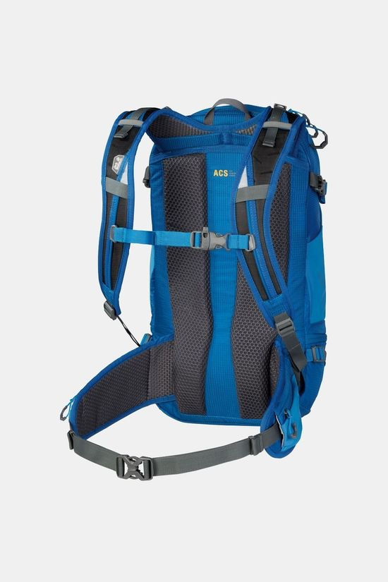 Jack Wolfskin Moab Jam 30 Electric Blue