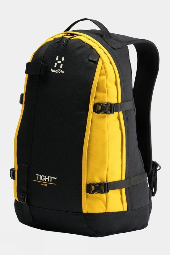 Haglofs Tight Large Rucksack True Black/Pumpkin Yellow