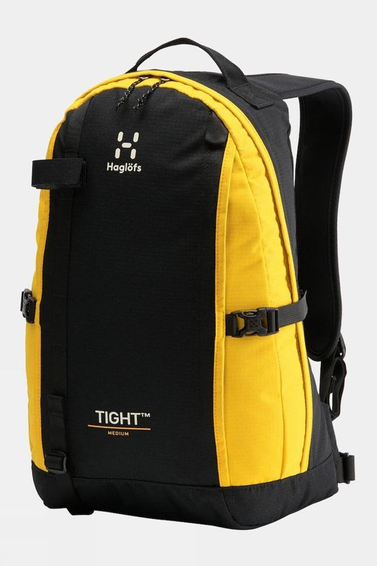 Haglofs Tight Medium Rucksack True Black/Pumpkin Yellow