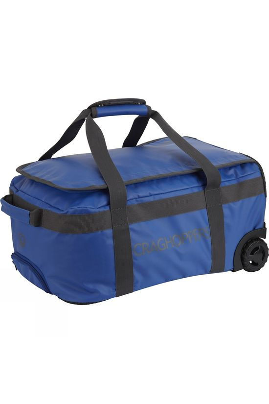 Craghoppers Shorthaul Luggage 38L Sport Blue/Quarry Grey