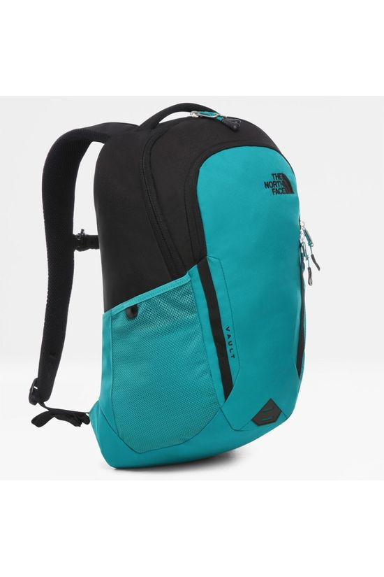 The North Face Vault Rucksack Fanfare Green/TNF Black