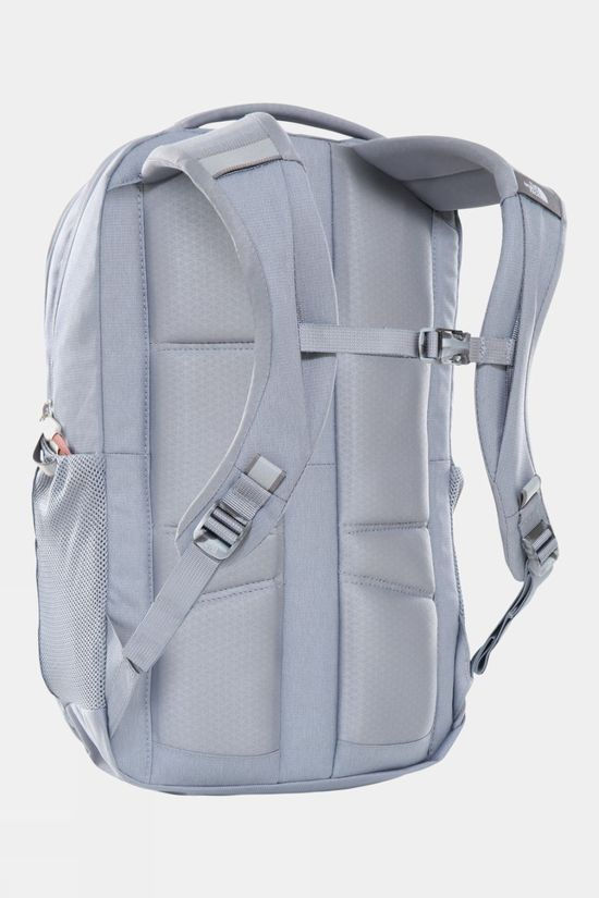 The North Face Womens Vault Rucksack TNF Medium Grey Heather/Pink Clay