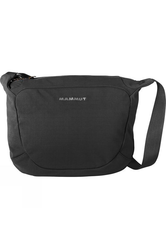 Mammut 8L Round Shoulder Bag Black