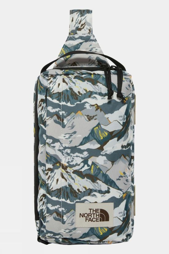 The North Face Liberty Field Bag TNF White Liberty Print