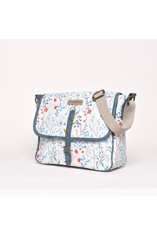 Brakeburn Meadow Satchel Ecru