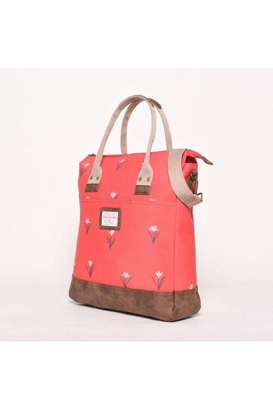 Brakeburn Tulip Shopper Bag Red