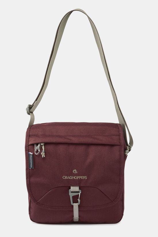 Craghoppers Cross Body Bag Brick Red