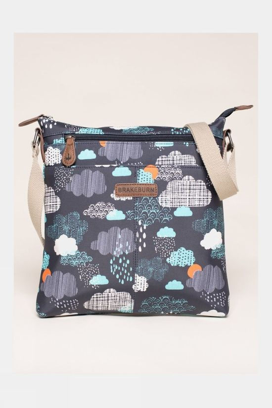 Brakeburn Womens Rain Cloud Navy
