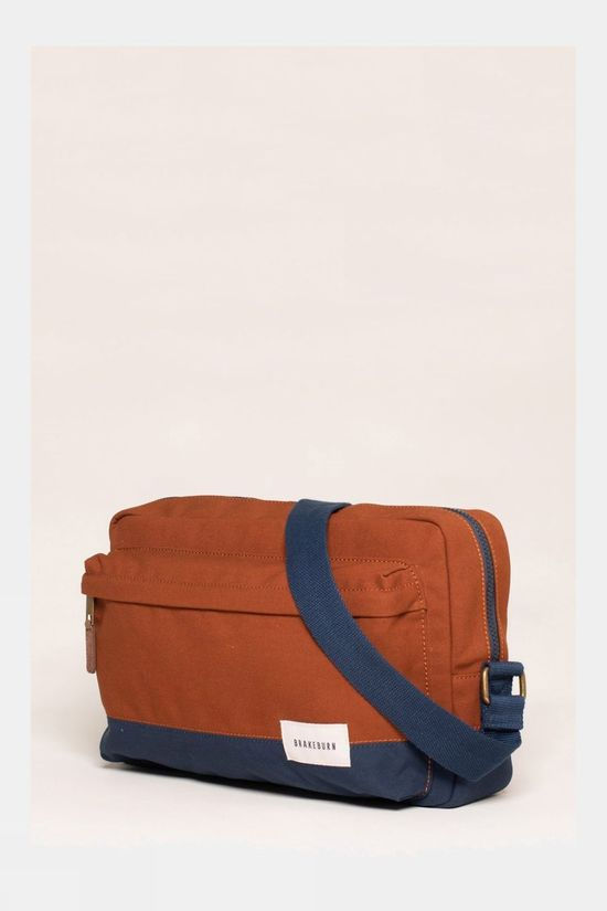 Brakeburn Cross Body Bag Rust