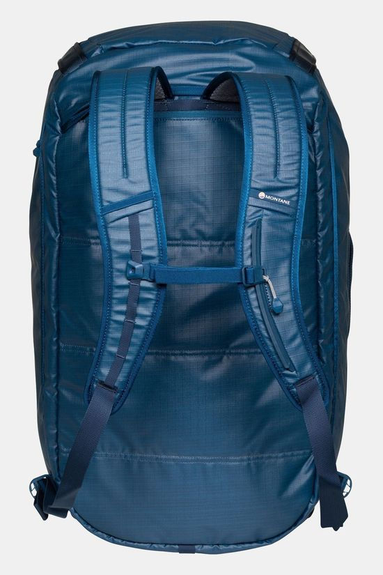 Montane Transition 40 Duffle Bag Narwhal Blue