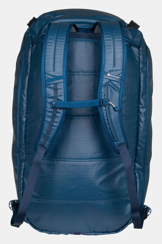 Montane Transition 95 Duffle Bag Narwhal Blue
