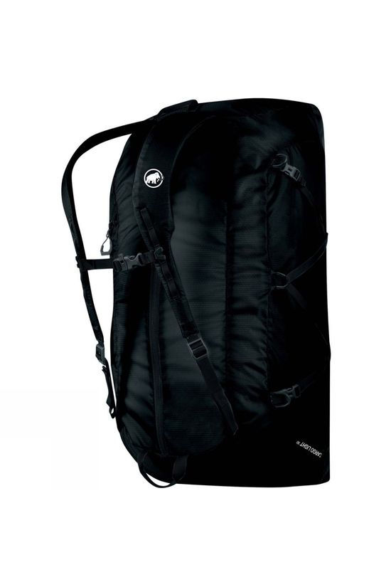 Mammut Cargo Light 60L Travel Bag Black