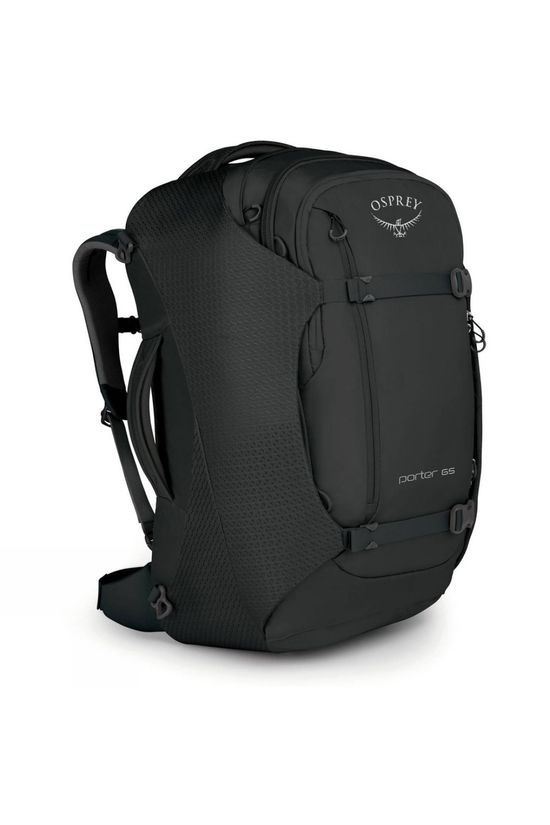 Osprey Porter 65 Travel Rucksack Black