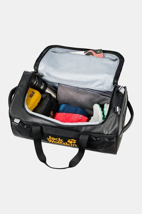 Jack Wolfskin Expedition Trunk 40 Black