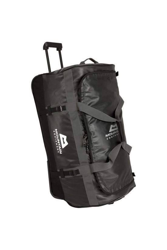 Mountain Equipment Roller Kit Bag 100L Black/Shadow Grey