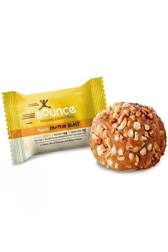 Bounce Energy Ball Peanut Protein Blast No Colour