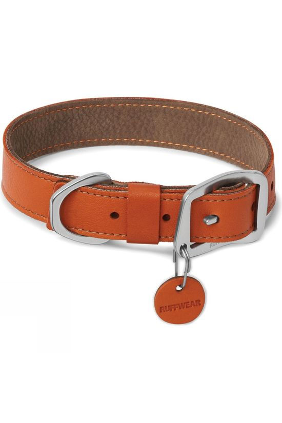 Ruff Wear Timberline Dog Collar Canyonland Orange