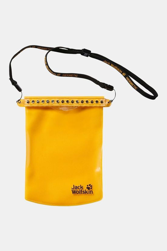 Jack Wolfskin Hermetic Pouch S Burly Yellow Xt