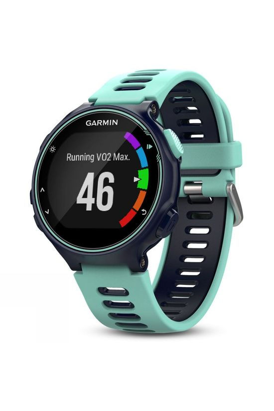 Garmin Forerunner 735XT Watch Midnight Blue/Frost Blue