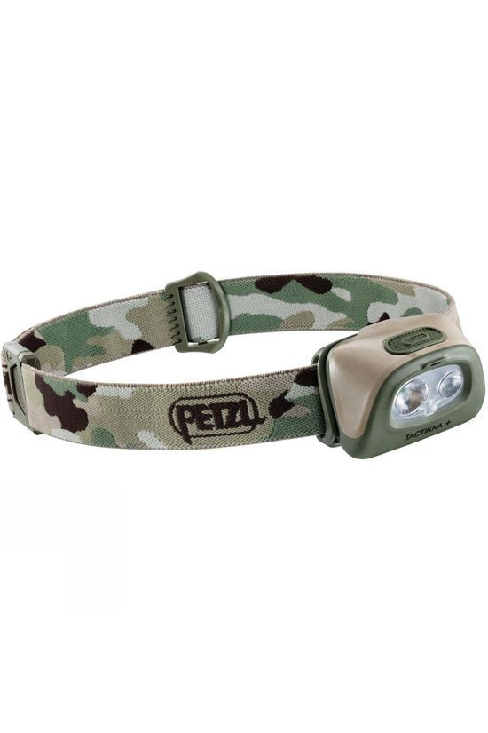 Petzl Tactikka+ 350L Headtorch Camo