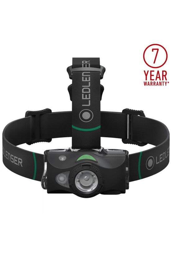 Ledlenser MH8 600 Lumen Headtorch Black