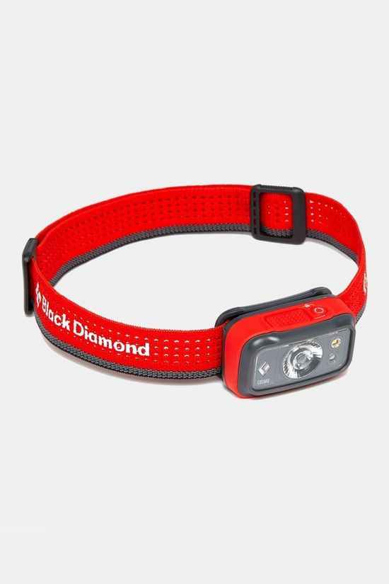 Black Diamond Cosmo 300 Lumen Headtorch Black/Orange