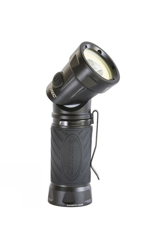 Iprotec Night Commander 3-in-1 LED Work Torch Black