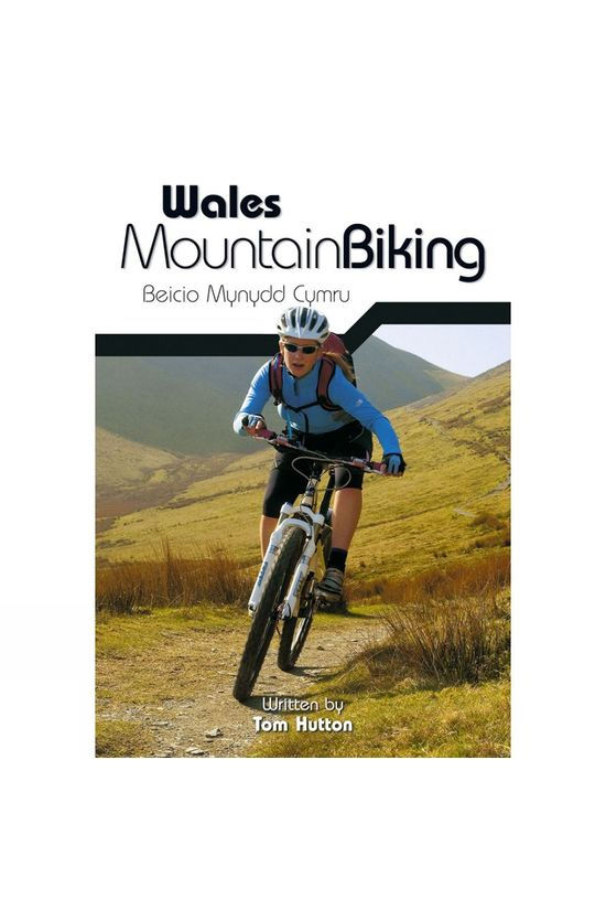 Vertebrate Publishing Wales Mountain Biking No Colour