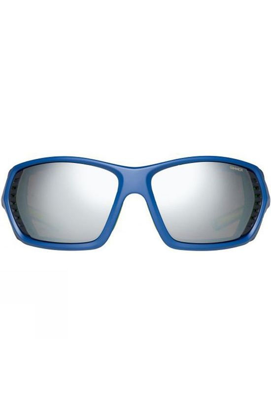 Sinner Tupper Sunglasses Matt Blue/Brown