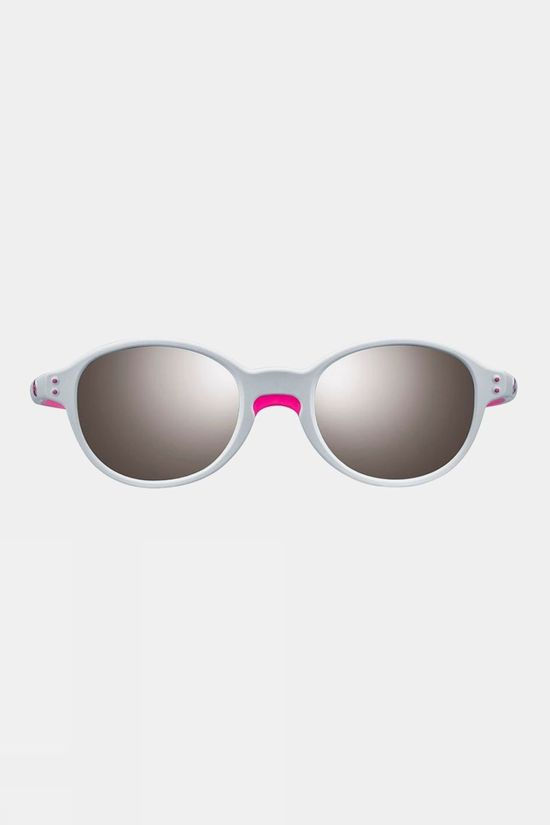 Julbo Frisbee Spectron 3+ Sunglasses Light Grey / Fluo Pink