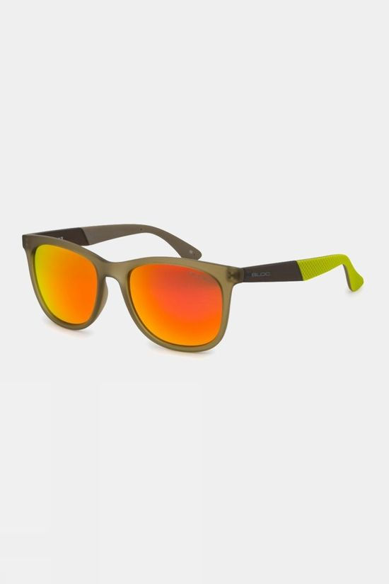 Bloc Fiji Sunglasses Mid Green/Red