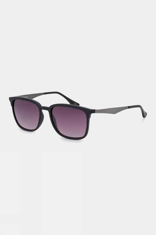 Bloc Monaco Sunglasses Black/Mid Grey