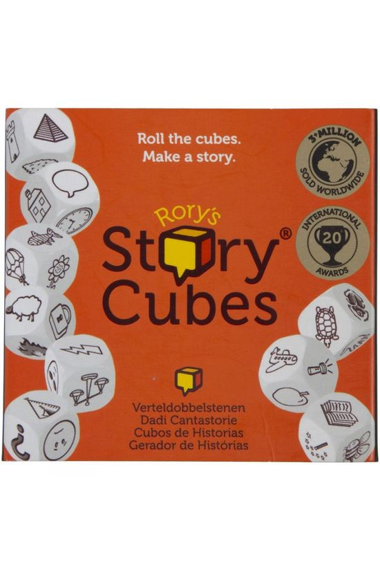 Rory's Story Cubes Rorys Story Cubes Original No Colour