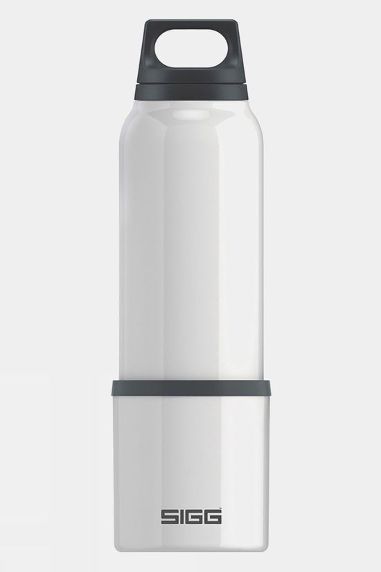 Sigg Hot & Cold 0.75L Thermo Flask White