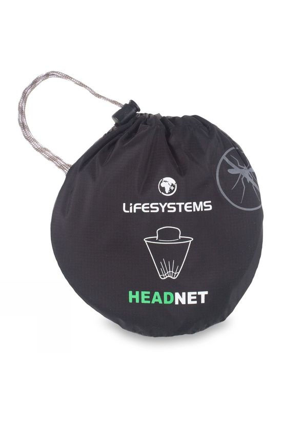 Lifesystems Mosquito Head Net Hat Green